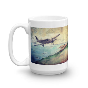 To the Vineyard! Mug