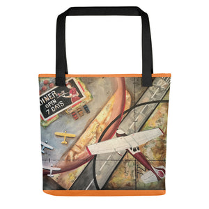 Hundred Dollar Hamburger Tote bag