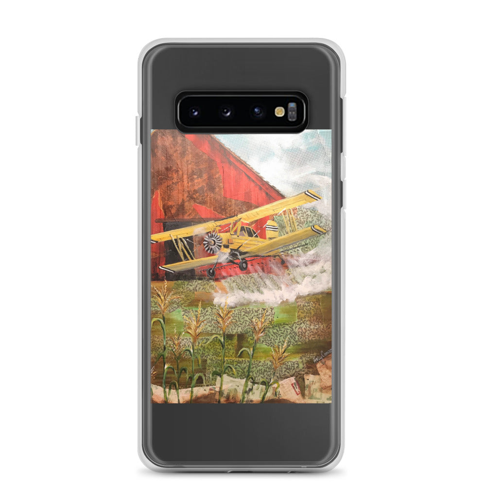 Crop Duster Samsung Case