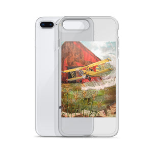 Crop Duster iPhone Case