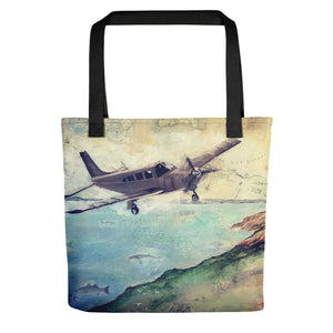 To the Vineyard! Tote bag
