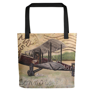 1918 Air Mail Tote bag
