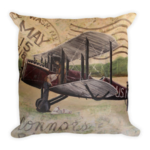 1918 Air Mail Premium Pillow