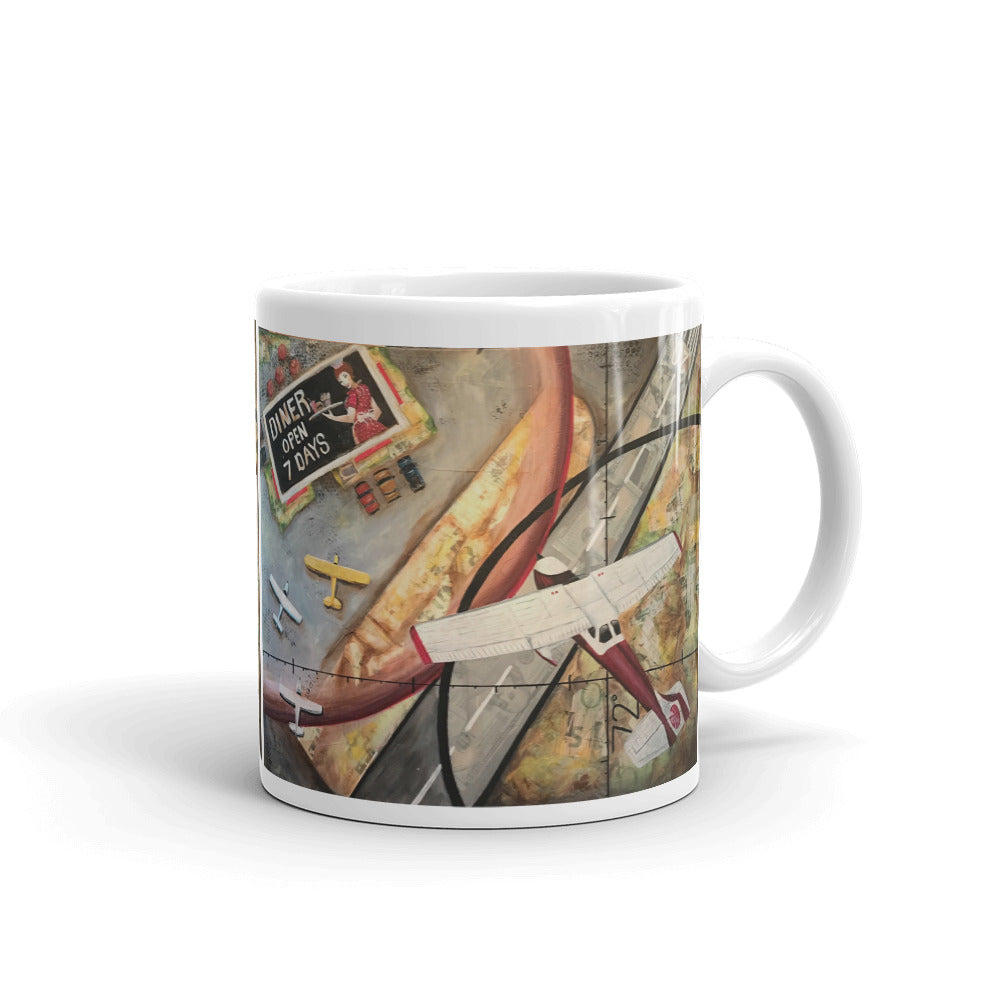 Hundred Dollar Hamburger Mug
