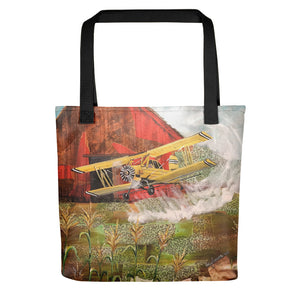 Crop Duster Tote bag
