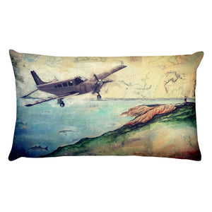 To the Vineyard! Premium Pillow
