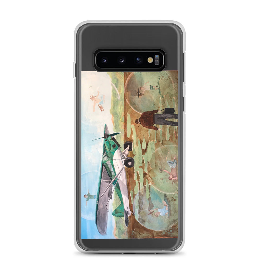 Filed of Dreams Samsung Case