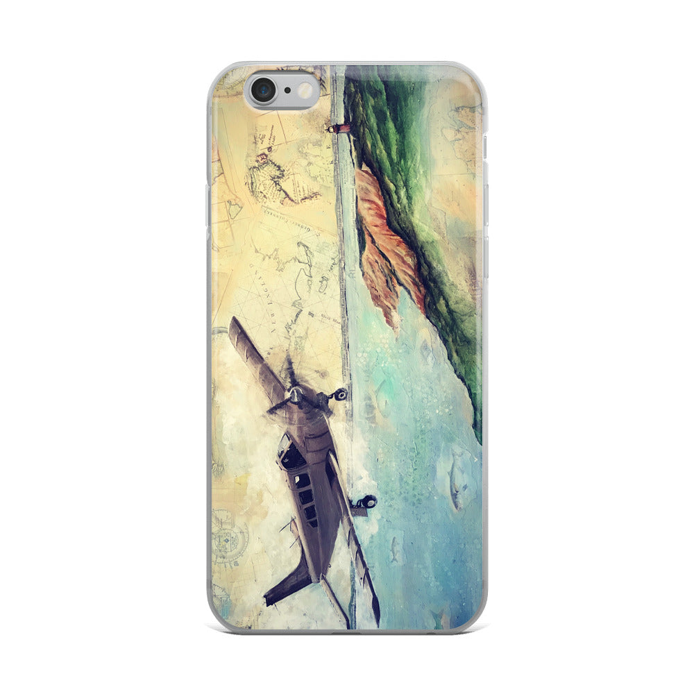 To the Vineyard! iPhone Case