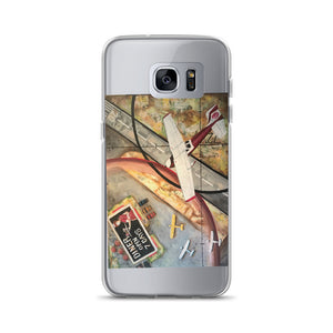 Hundred Dollar Hamburger Samsung Case