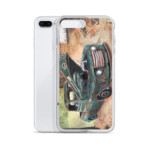 Vintage Truck  iPhone Case