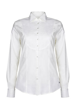 Women's Larch cotton shirt