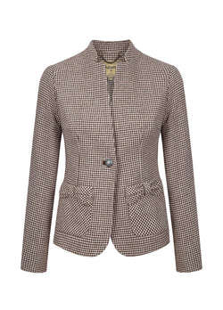 Women's Jasmine Tailored Tweed Jacket