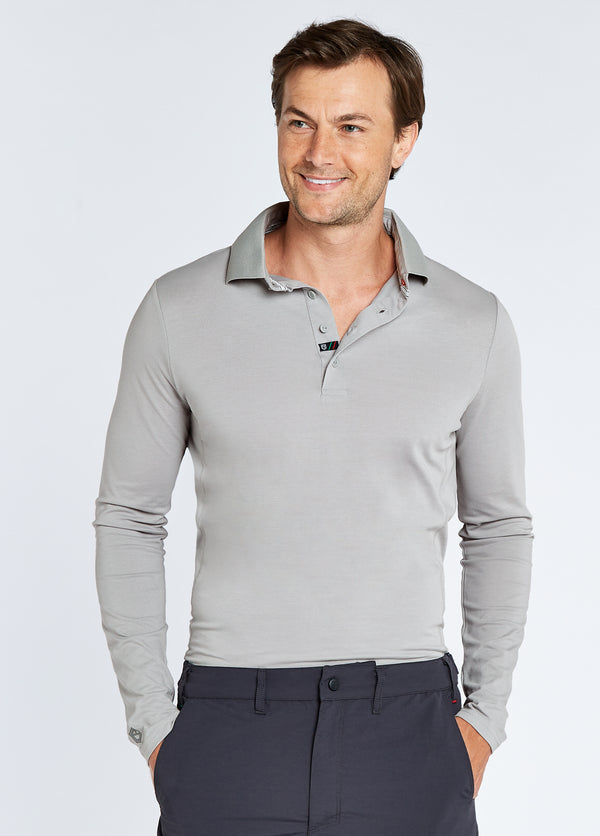 Freshford Unisex Long-sleeved Polo