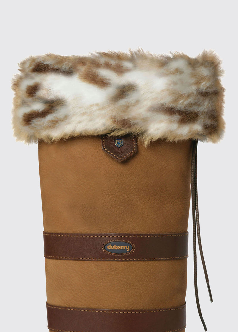 Faux Fur Boot Liners