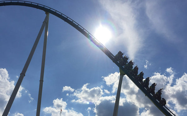 Product Testing: MagLock Sunglasses vs. Roller Coasters