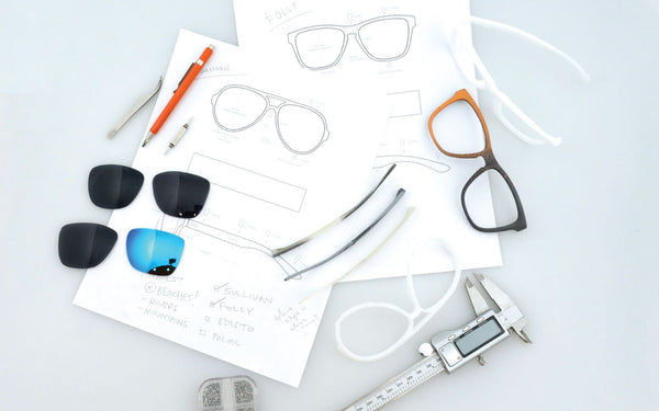 Distil's Problem-Solving Sunglasses are the First of Their Kind