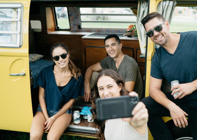 A Roadtrip with Wally Case and MagLock Sunglasses