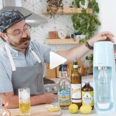 Distil Union recommends SodaStream