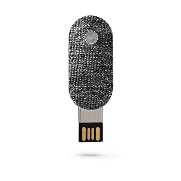 distil keymod usb with 16gb of storage on white backdrop