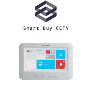 Hikvision Access Control Video Intercom Indoor Station with 7-inch Touch Screen  DS-KH6310-W