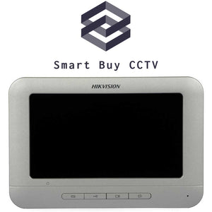 Hikvision Access Control Video Intercom Indoor Station with 7-inch Touch Screen DS-KH6310-WL
