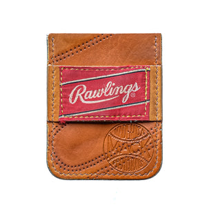 Baseball Glove Card Holder