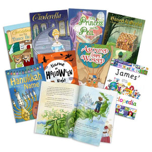 Personalized Books