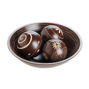 Umber Decorative Balls Set - Lasting Impressions Shop