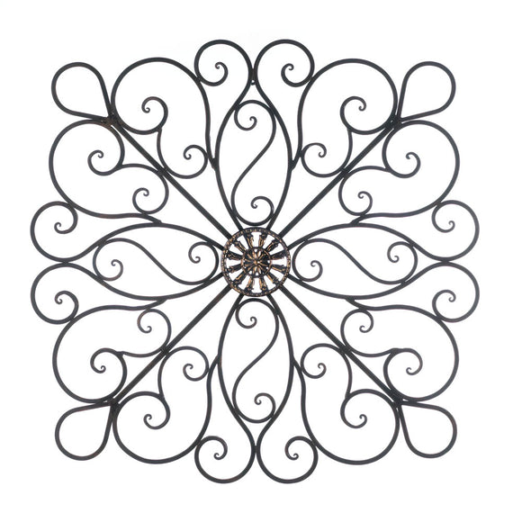 Decorative Scrollwork Wall Art - Lasting Impressions Shop