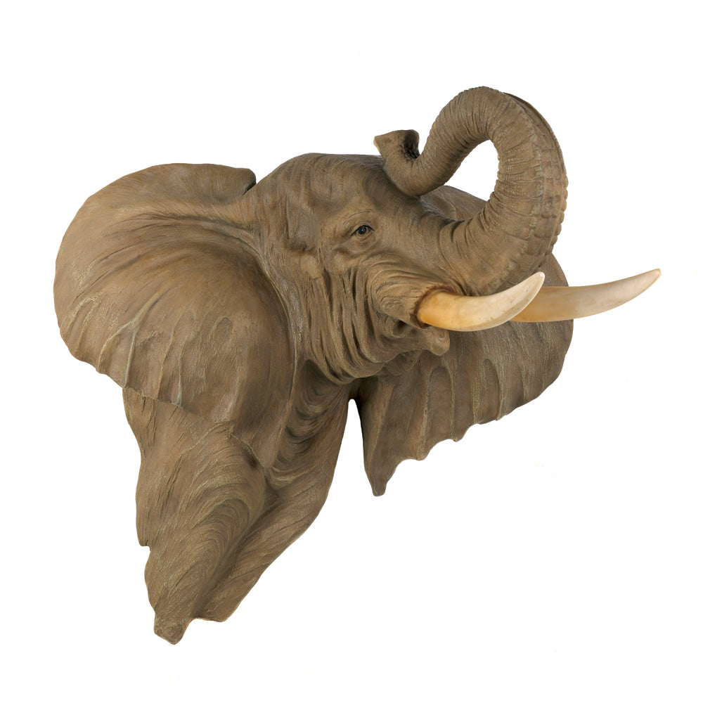 Elephant Wall Adornment - Lasting Impressions Shop