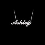 Most Popular Name for Girls Born in 1992 - Custom Sterling Silver Pendant - Lasting Impressions Shop