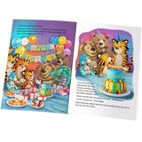 Personalized Children's Birthday Wishes Book - Lasting Impressions Shop