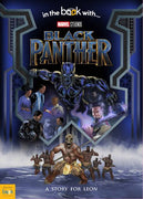 Personalized Marvel's Black Panther Story Book - Lasting Impressions Shop