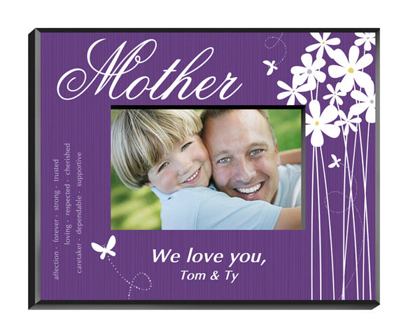 Bloomin' Butterfly Frame - Mother - Lasting Impressions Shop