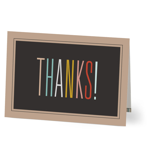 Thank You Card from Hallmark® - Lasting Impressions Shop