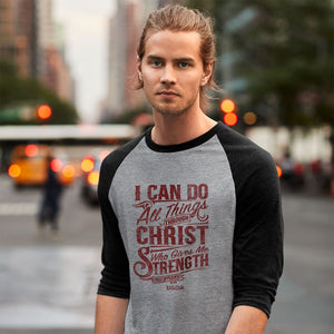 I Can Do All Things Through Christ Shirt - Lasting Impressions Shop
