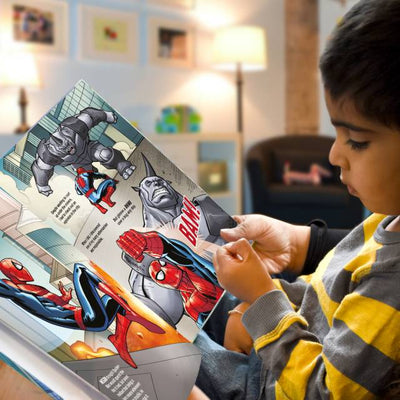 Personalized Marvel's Spider-man Beginnings Story Book - Lasting Impressions Shop