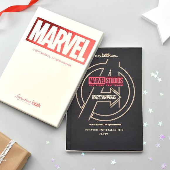 Personalized Marvel 10 Year Anniversary Collection - Lasting Impressions Shop