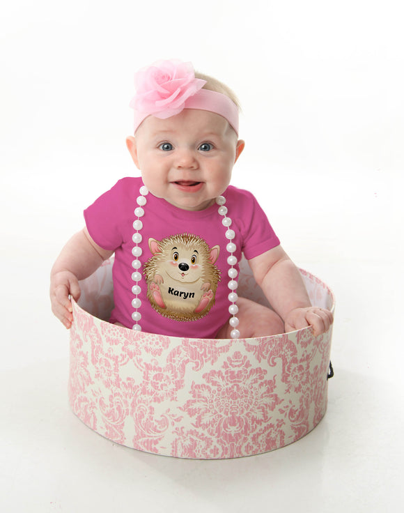 Adorable Infant's Hedgie T-shirt - Lasting Impressions Shop