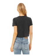 Flowy Cropped T-Shirt