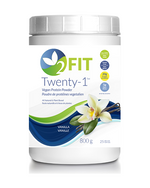 O2 Fit Vegan Protein Powder