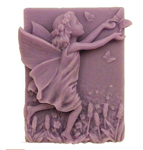 Silicone angel candle  or soap mold for crafting great  gifts for others or yourself.