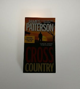 Cross Country by James Patterson, Paperback