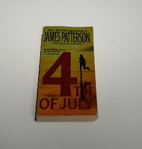 4th of July by James Patterson and Maxine Paetro, Paperback