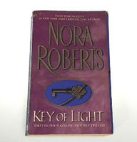 Key of Light by Nora Roberts, Paperback