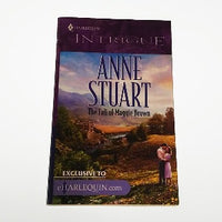 The Fall of Maggie Brown by Anne Stuart, A Harlequin Intrigue Book