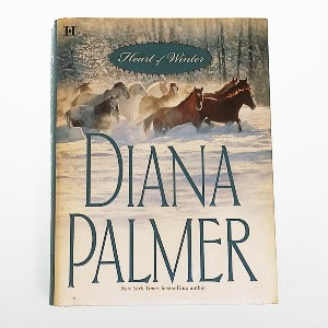 Heart of Winter by Diana Palmer, Hardcover