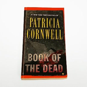 Book of the Dead by Patricia Cornwell, Paperback