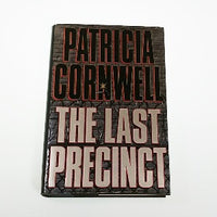 The Last Precinct by Patricia Cornwell, Hardcover, 1st Edition