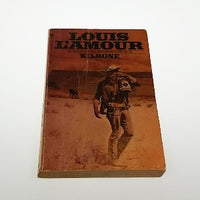 Kilrone by Louis L'Amour, Paperback